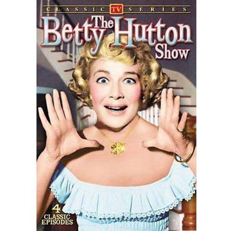 The Betty Hutton Show   Volume 1  Full Frame