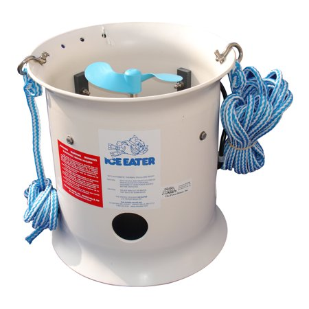 ICE EATER 1 HP 115V WITH 100FT CORD (Powerhouse 3/4 Hp Ice)