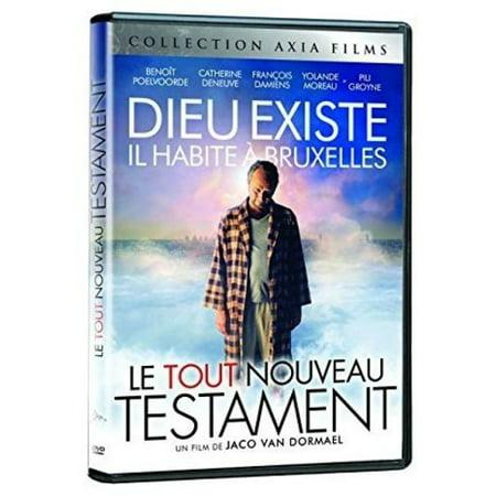 Le Tout Nouveau Testament (The Brand New Testament) (DVD) - Walmart.com