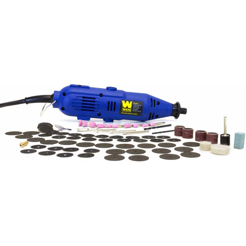WEN Variable Speed Rotary Tool Kit with 100-Piece Accessories