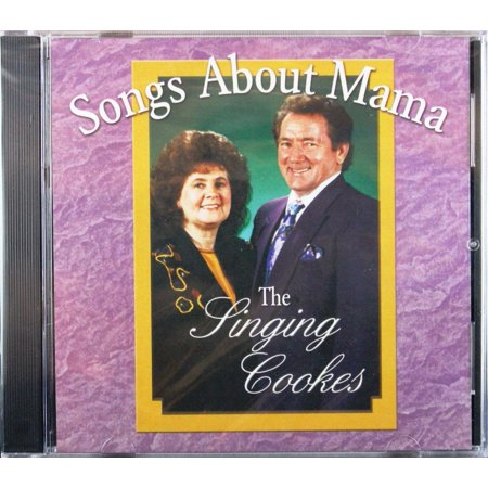 The Singing Cookes - Songs About Mama - CD