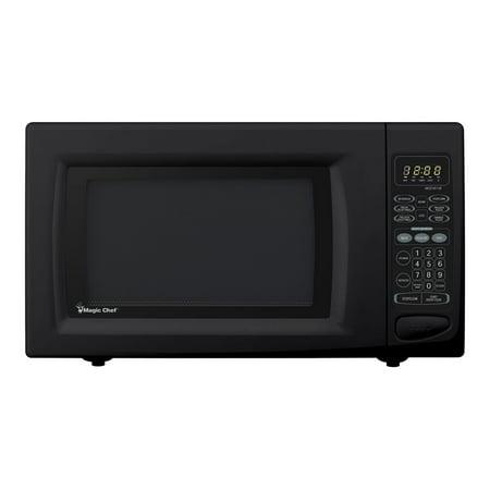 Magic Chef Mcd1611b Microwave Oven Freestanding 1 6