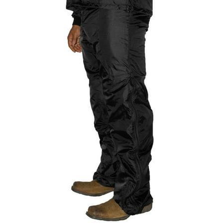 California Heat 12V Mens Motorcycle Heated Pants Liner Black