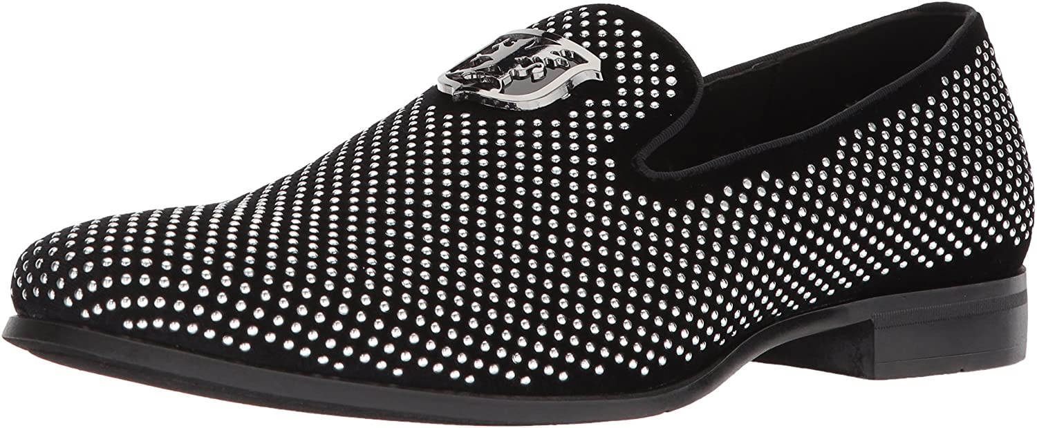 STACY ADAMS Men's Swagger Studded
