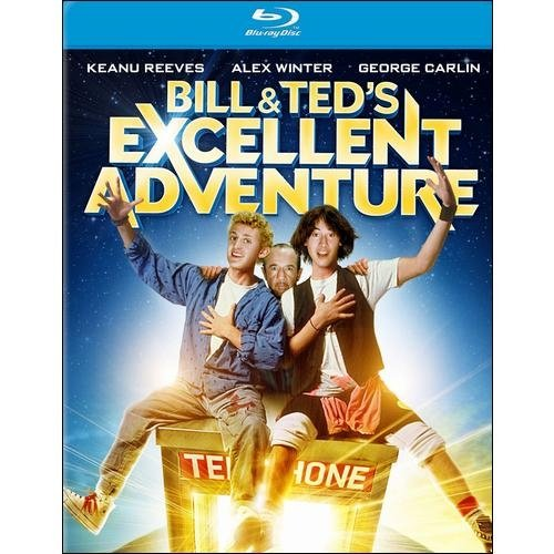 Bill & Ted's Excellent Adventure (Blu-ray) (Widescreen)