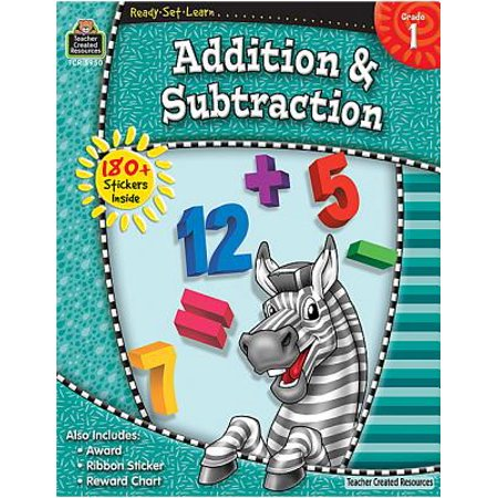 Ready-Set-Learn: Addition & Subtraction Grd 1 (Rock N Learn Addition And Subtraction Rock)