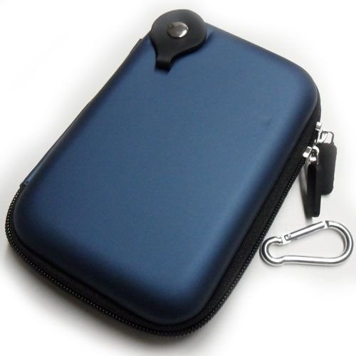 ANiceS EVA Hard Pouch Case for Garmin Nuvi 2555LMT 2595LM...