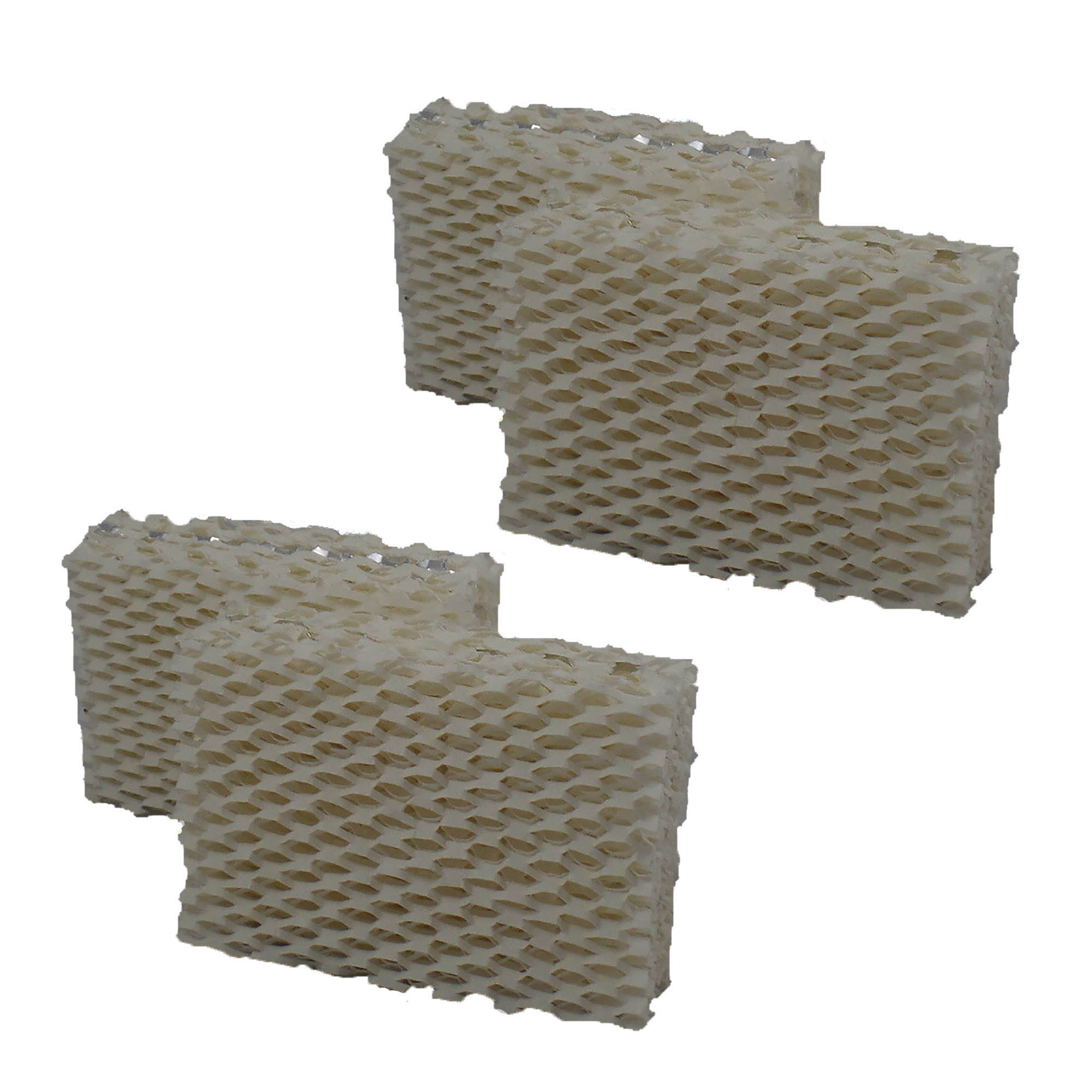 4 PACK ReliOn WF813 Humidifier Replacement Filters By Air Filter Factory by