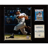 C&I Collectables MLB 12x15 Harmon Killebrew Minnesota Twins Player Plaque