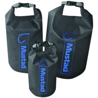 Mustad MB012 Dry Bag 40 L Dark Grey/Blue 500D Tarpaulin
