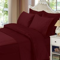 Soft 600 Thread Count 100% Cotton Duvet Cover Set Solid - Full/Queen - Gray