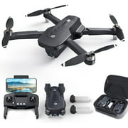 Holy Stone Drone HS175D Upgraded HS175 with 4K Camera for Adults 2 Batteries for 40 Minutes Play Carrying Bag Color Black