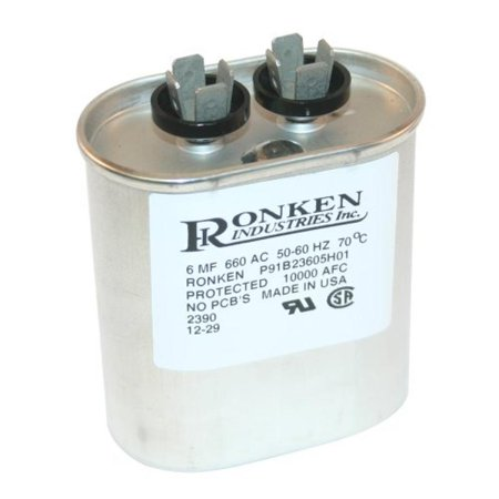 Club Car 1012095  Capacitor  6 Mf Canister Type  Lester Replacement