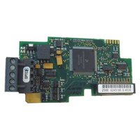 EATON DXG-EXT-3DI3DO1T Thermistor Input Card,0.5in.Dx4.2in.H