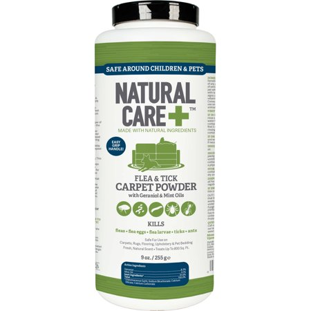 Natural Care Flea And Tick Powder Reviews