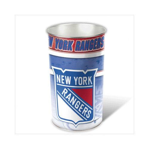 Wincraft, Inc. NHL Tapered Wastebasket - New York Rangers