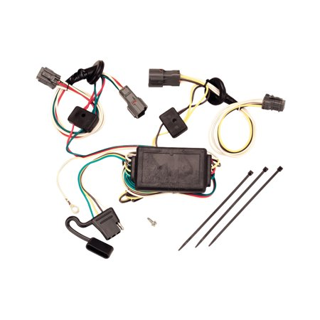 Amazing Tekonsha 118397 Trailer Wiring Connector T One 4 Way Flat Wiring 101 Relewellnesstrialsorg