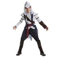 Boy Teen Assassin's Creed Connor Small Halloween Dress Up / Role Play Costume