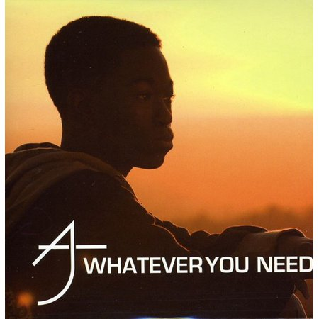 Aj Green   Whatever You Need  Cd