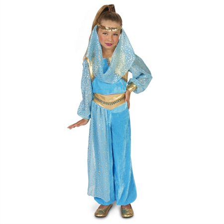 Mystic Genie Child Costume L (12-14) - Dream Genie