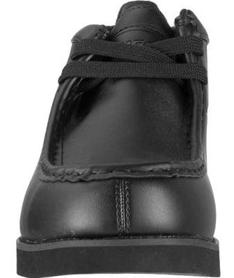 lugz men's freeman casual lace up black boot 9.5 d