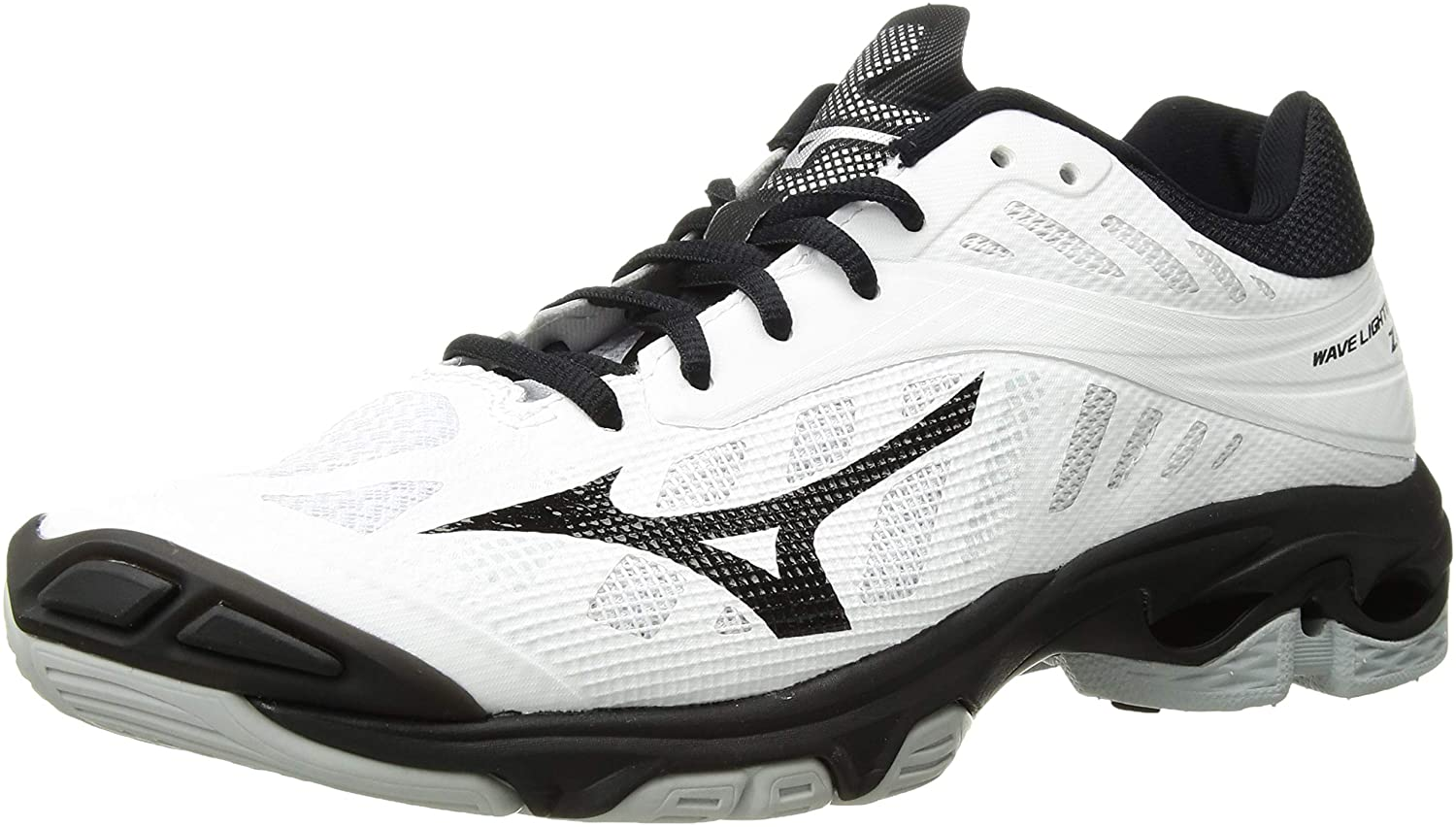 mizuno volleyball shoes white top