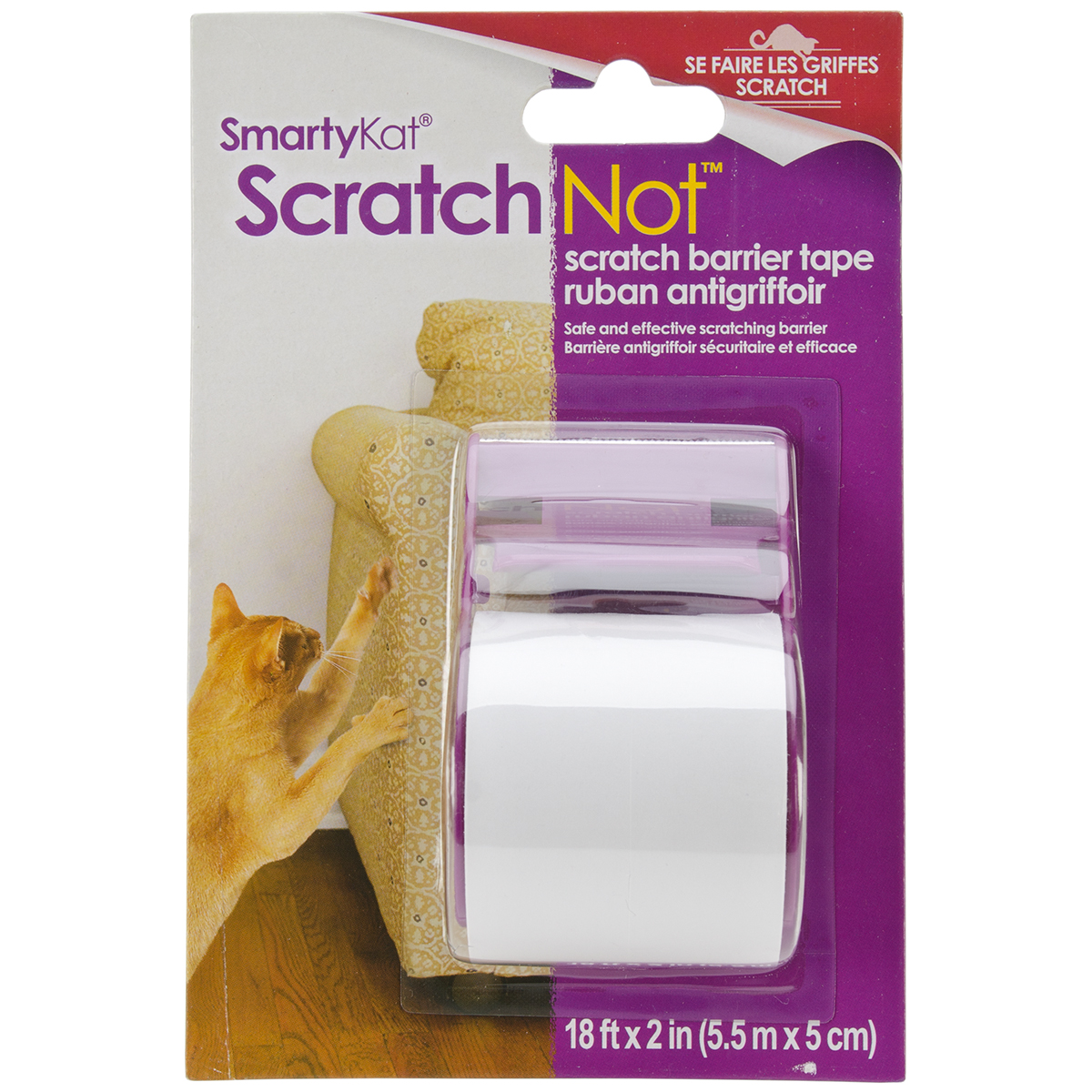 SmartyKat ScratchNot Scratch Barrier Tape