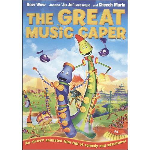 The Great Music Caper (Widescreen)