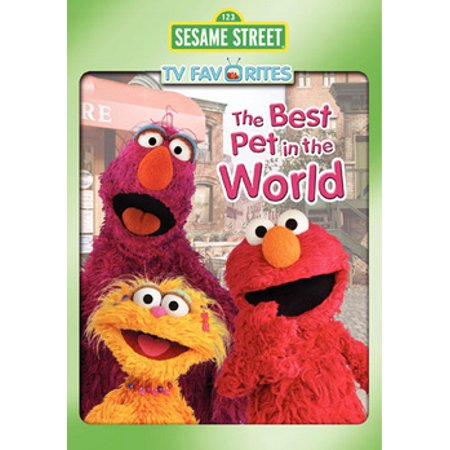 Sesame Street: The Best Pet in the World (DVD)