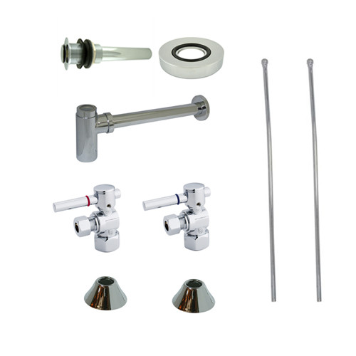 Kingston Brass Trimscape Contemporary Plumbing Sink Trim Kit