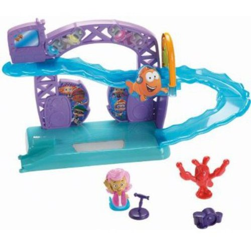 Fisher-Price Bubble Guppies Rock & Roll Stage Play Set