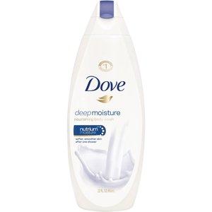Dove Deep Moisture Body Wash 22 oz