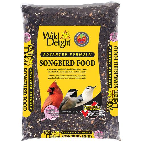 D&D Commodities Ltd. Songbird Food, 8 lbs by D&D Commodities Ltd.