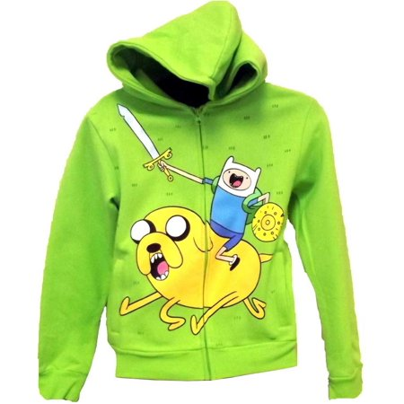 Adventure Time Ice King Zap Youth Zip Hoodie](Minecraft Zip Up Hoodie Youth)