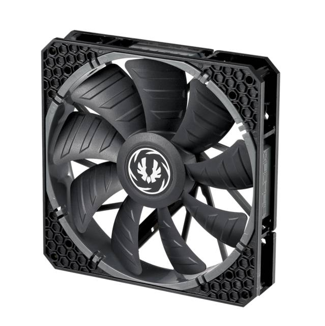 Bitfenix BFF-SPRO-14025KK-RP Spectre Pro 140mm Case Fan [black]