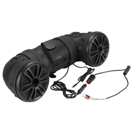 Boss Audio ATV85B All Terrain Sound System - 8in. (Fabtech 8in Lift System)