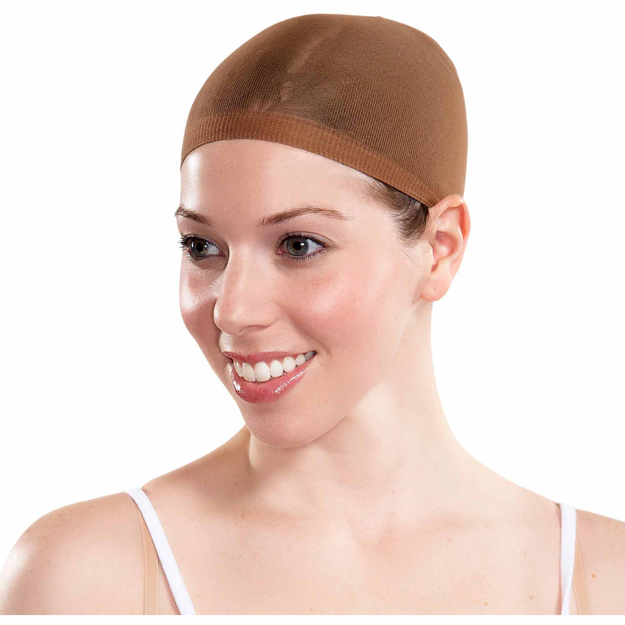 Wig Cap Adult Halloween Costume Accessory