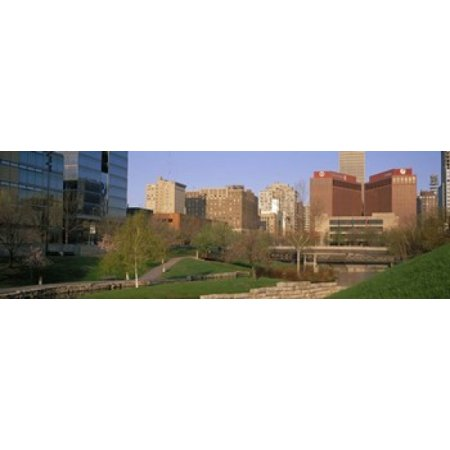 Downtown Omaha NE Canvas Art - Panoramic Images (18 x 6)](Home Goods Omaha Ne)