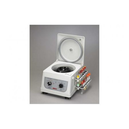 UNICO Powerspin Lx Centrifuge, Linear Variable Speed, 6 Places 220Volts
