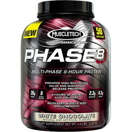 Muscletech Phase8 Protein 4.6lbs.(2.kg) - Walmart.com 735be0a0b