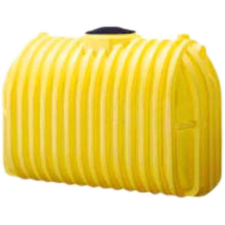 Norwesco 41741 1250 Gallon Yellow Septic Tank Single Compartment by