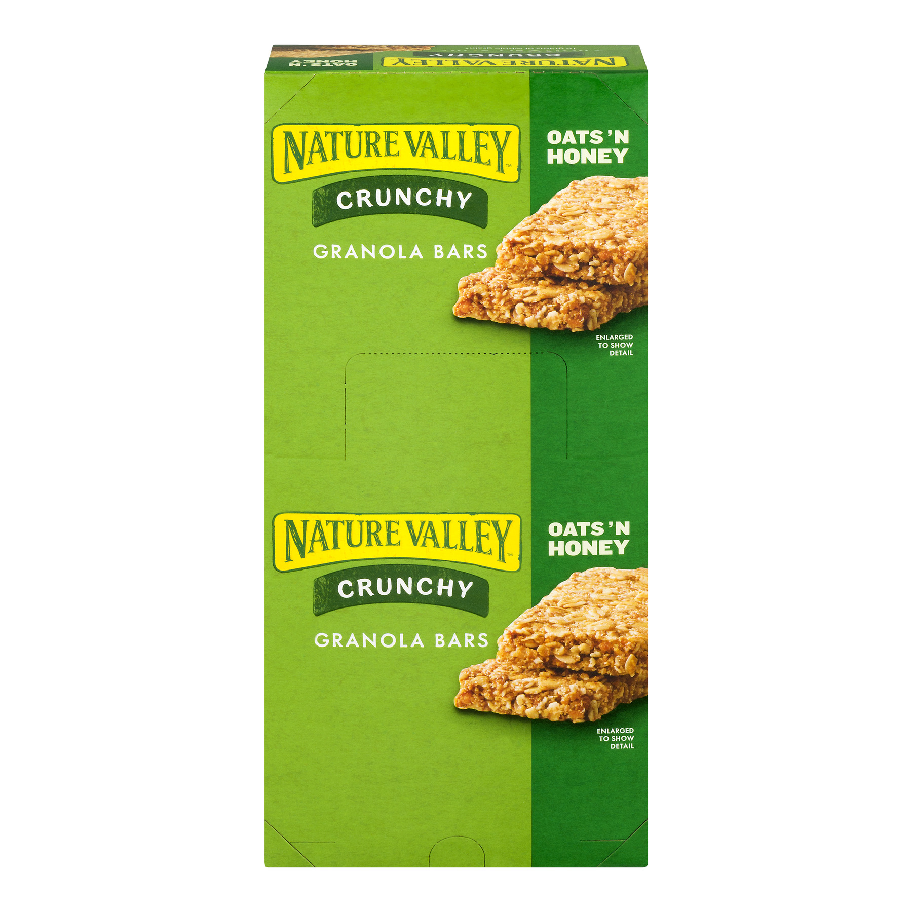 Nature Valley Oats 'N Honey Crunchy Granola Bars, 26.82 oz