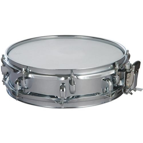 """Groove Percussion 3.5"""" x 13"""" Metal Piccolo Snare Drum by"""