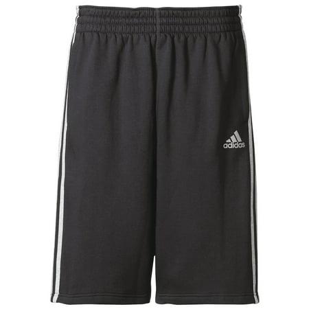 - adidas Men's Slim Three Stripes Basketball Shorts