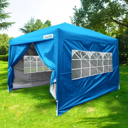 Quictent Silvox Waterproof 10x10 Ez Pop Up Canopy Tent