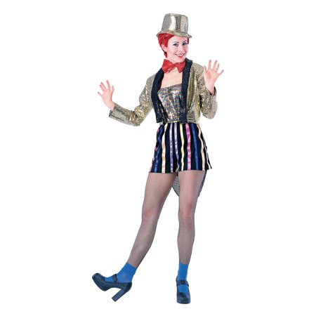 Columbia Rocky Horror Picture Show Adult Costume - Size STANDARD - Horror Wholesale