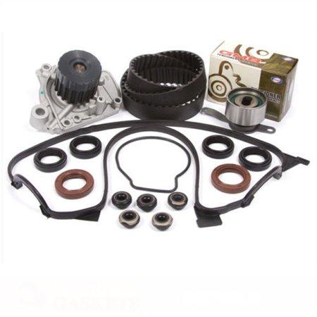 For 96-00 Honda Civic De Sol Timing Belt Water Pump Valve Cover Kit D16Y7  D16Y8