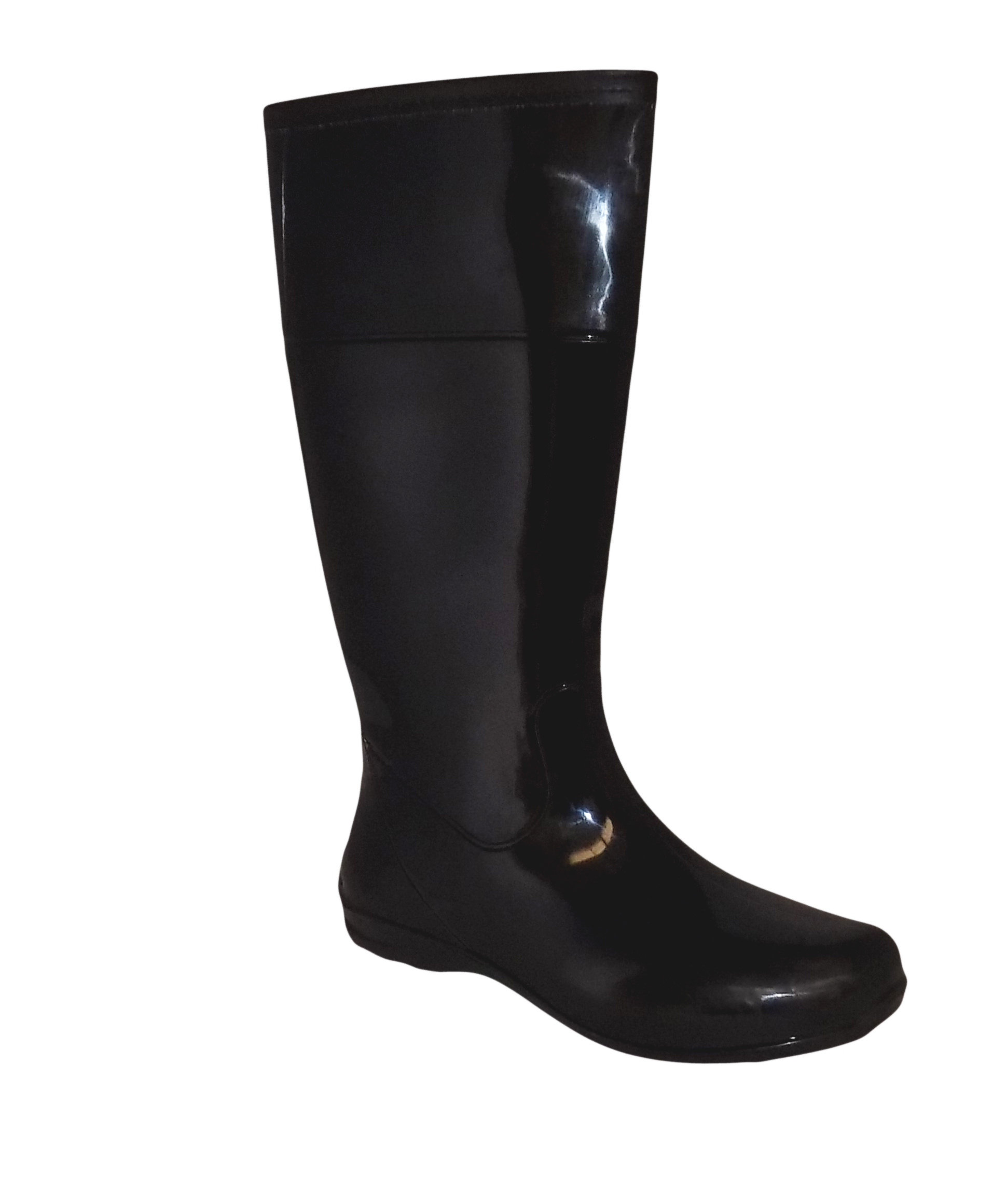 Itasca SPLASHERS Womens Black PVC Waterproof Boots by