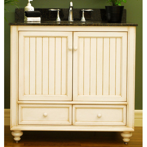 Sunnywood Bristol Beach 36'' Bathroom Vanity Base