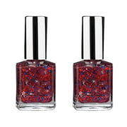 Nail Polish Pure Ice - Freedom (Pack of 2)